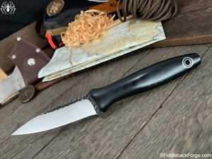 Fiddleback Forge Garrote - 8670 - Black Canvas