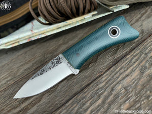 Fiddleback Forge Geisha - Model Info - Fiddleback Forge Handmade Knife