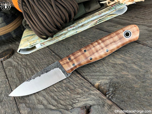 Fiddleback Forge Handyman - Model Info - Fiddleback Forge Handmade Knife