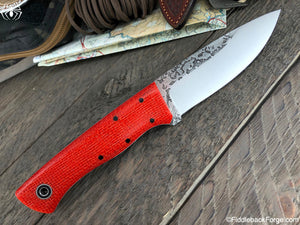 Fiddleback Forge Hunter - Coral Burlatex
