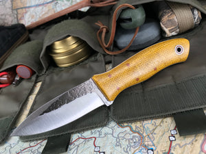 Fiddleback Forge Sneaky Pete - Model Info - Fiddleback Forge Handmade Knife