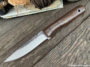Fiddleback Forge Nora - Model Info - Fiddleback Forge Handmade Knife