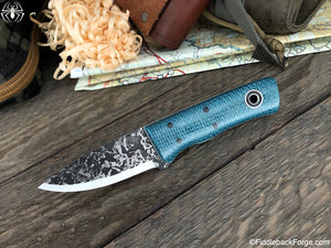 Fiddleback Forge Pocket Kephart - Model Info