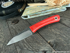 Fiddleback Forge Reaper - Orange Burlatex