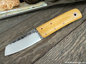 Fiddleback Forge Shaman - Model Info - Fiddleback Forge Handmade Knife