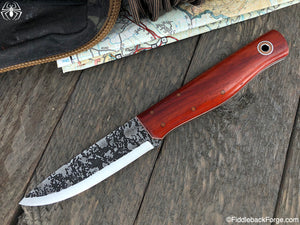 Fiddleback Forge Terrasaur - Bloodwood - SCANDI