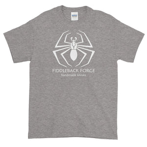 Fiddleback Forge Logo T-Shirt - Classic Fit - Men's - Fiddleback Forge - Apparel Apparel