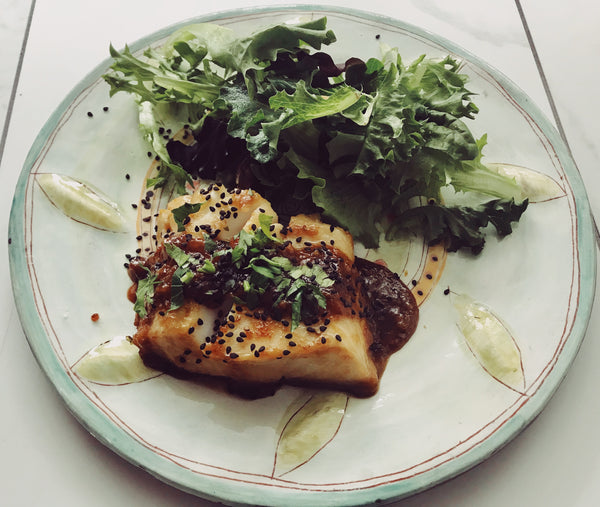 Recipe: Sweet Miso Black Cod