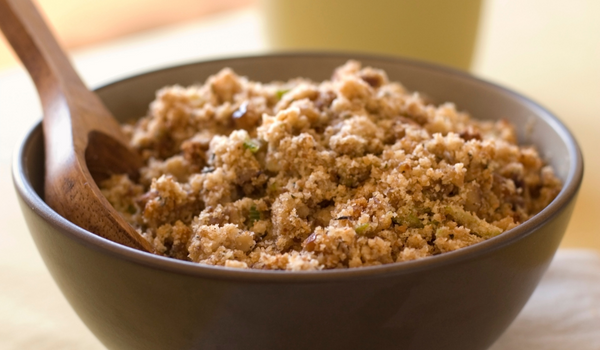 Recipe: Grain Free Sausage Stuffing