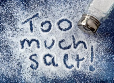 Salt May Not Be As Bad As They Say…Or Is It?