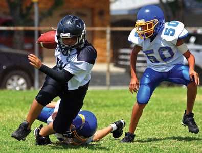 Sports Injuries: Young and Foolish