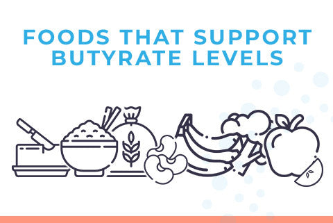 butyrate foods