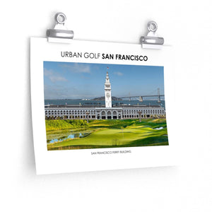Urban Golf San Francisco - San Francisco Ferry Building
