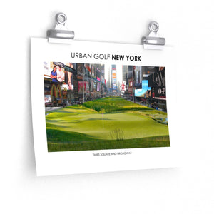 Urban Golf New York - Times Square and Broadway