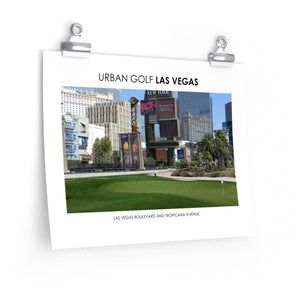 Urban Golf Las Vegas - Las Vegas Boulevard and Tropicana Avenue
