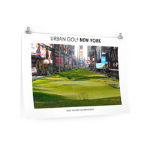 Load image into Gallery viewer, Urban Golf New York - Times Square and Broadway