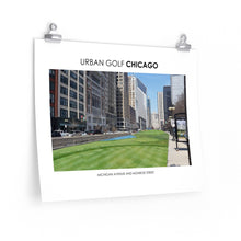 Load image into Gallery viewer, Urban Golf Chicago - Michigan Avenue and Monroe Street