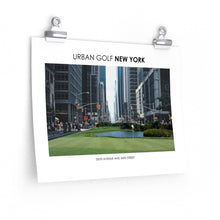 Load image into Gallery viewer, Urban Golf New York - Sixth Avenue and 54th Street