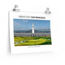 Load image into Gallery viewer, Urban Golf San Francisco - San Francisco Ferry Building