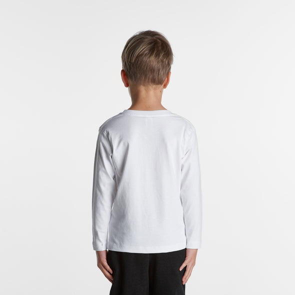 KIDS LONG SLEEVE TEE - 3007