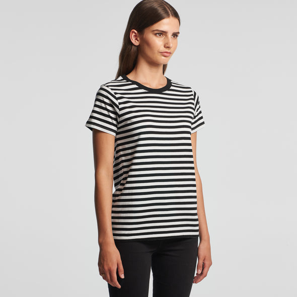 MAPLE STRIPE TEE - 4037