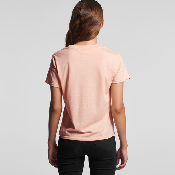 SQUARE POCKET TEE - 4046