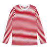 MATCH STRIPE L/S TEE - 5031