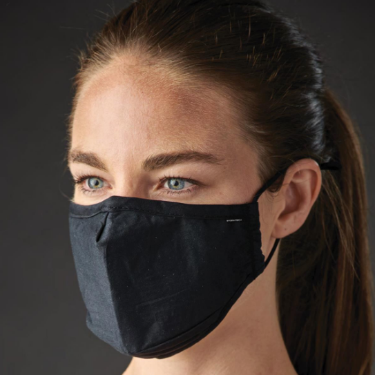 Commuter Reusable Face Mask - Blank