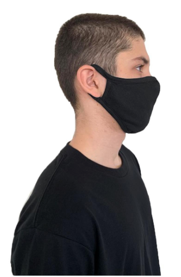 Cotton Adult Face Mask - Blank