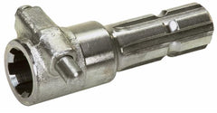 "1 3/8"" 6-Spline - 1 3/8"" 6-Spline PTO Extender, Push Pin Type"