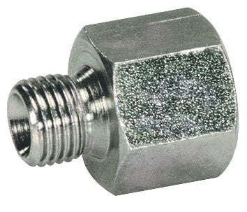 "1/2"" BSP Female - 3/8"" BSP Male Adapter"