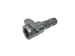 "1 3/8"" 21-Spline to 1 3/8"" 6-Spline PTO Extender, Push Pin Type"