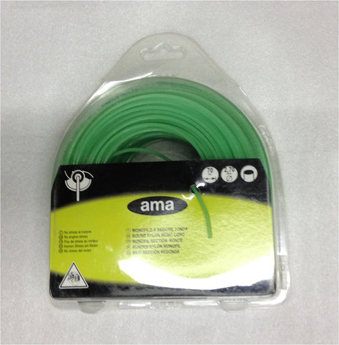CLEARANCE: Nylon Trimmer Line - Round .105""