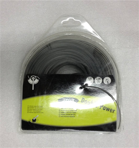 CLEARANCE: Double Nylon Trimmer Line - Round .080""