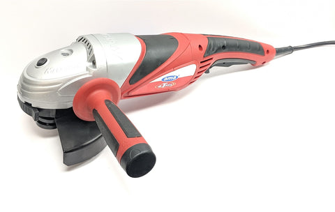 CLEARANCE: 7 in. 15 amp Corded Angle Grinder
