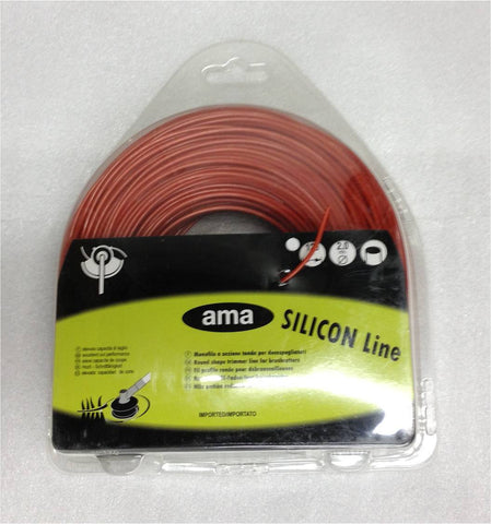 CLEARANCE: Silicone Trimmer Line - Round .095""