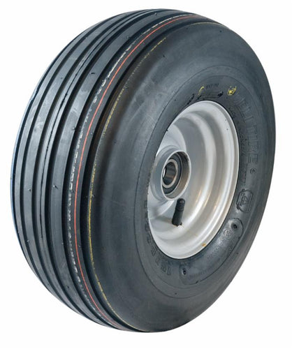 "16 x 6.5-8 Tedder Tire and Wheel, 6-ply, 2"" Bearing Width"