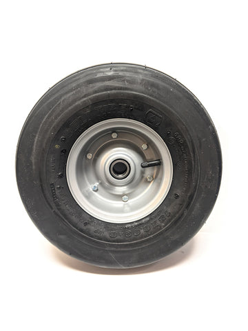"15 x 6.0-6 Tedder Tire and Wheel, 6-ply, 2"" Bearing Width"