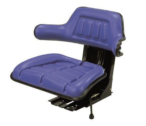 Universal Tractor Seat - Blue