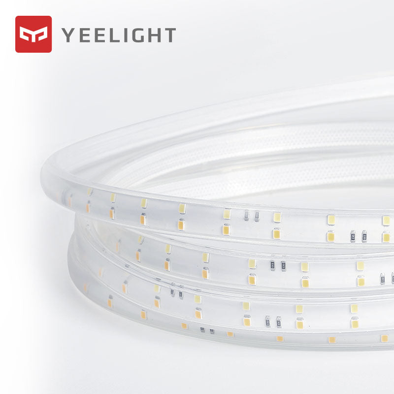Yeelight Smart Lightstrip PLUS 1M Extension Pack LED RGB Color  Work Google Assistant