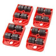 1pc Moves Furniture Tool Transport Shifter Moving Wheel Slider Remover Roller Heavy O24 Dropship