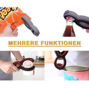 FIZZ 6 in1 Multifunktionale Tragbare Flaschenöffner