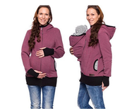 Mutter-Baby Jacke - Asahbiworld