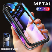 FIZZ Metal Magnetic Case for iPhone