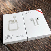 Wireless Bluetooth i10 max tws pods i10 tws Air Ear Earphones Earbuds Headset with Charging Box for Apple iPhone android