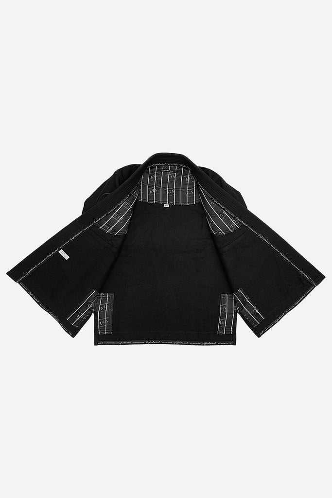 VHTS BJJ Gi - NEW YORK EDITION (BLACK)