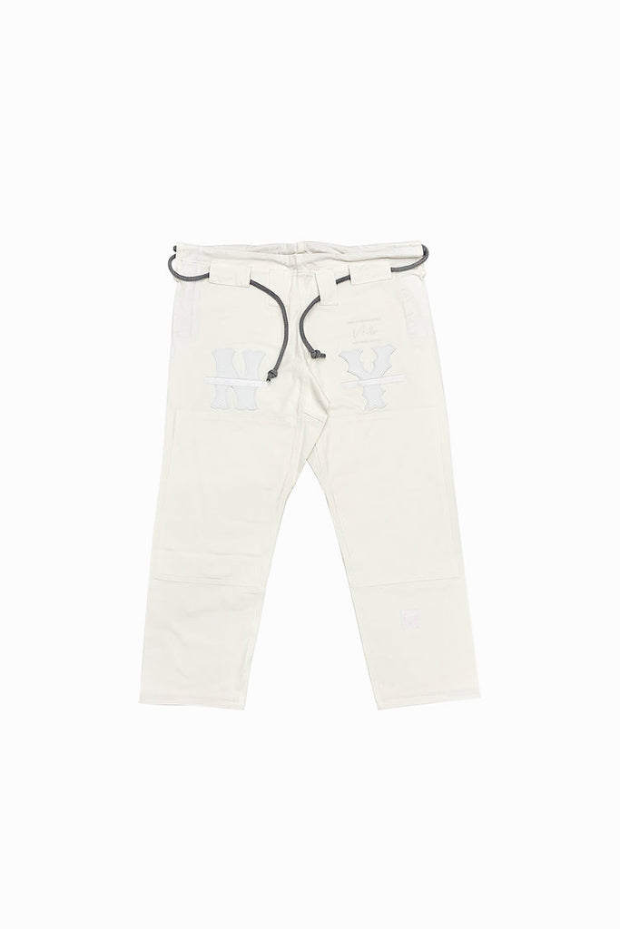 VHTS BJJ Gi - NEW YORK EDITION (WHITE)