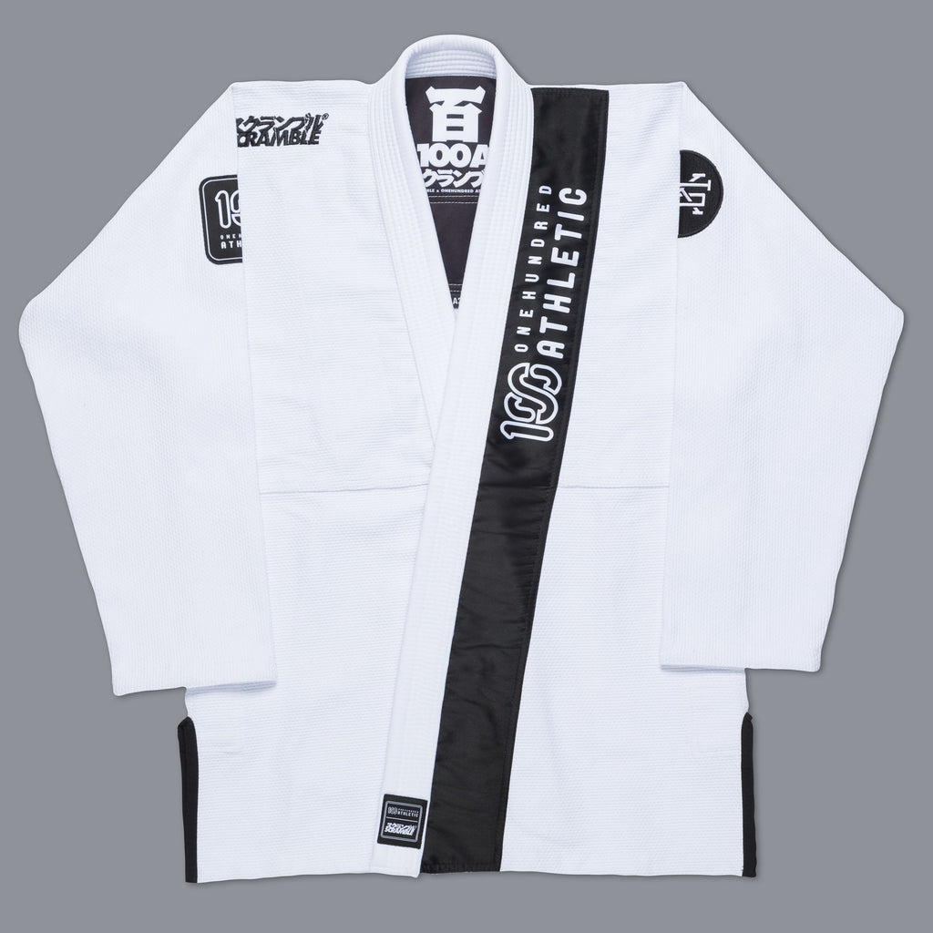 SCRAMBLE X 100ATHLETIC BJJ GI