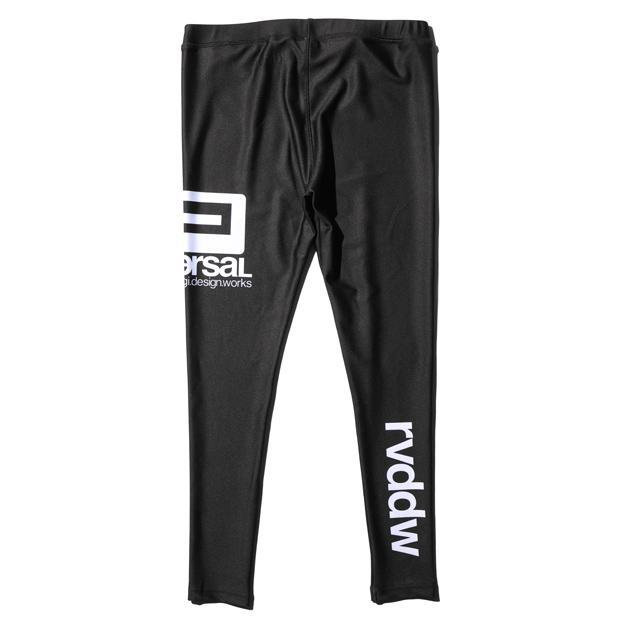 RVDDW Grappling Spats - Long Black