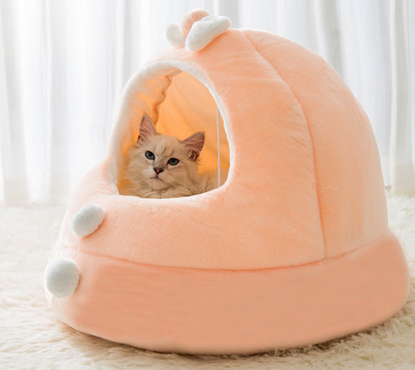 Cute Cat House JK2663